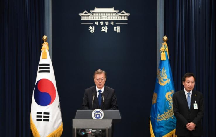 south korea s new president willing to visit north korea