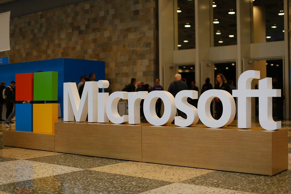 microsoft research has gone deep into areas such as machine learning speech recognition and enabling machines to recognise what they quot see quot photo afp