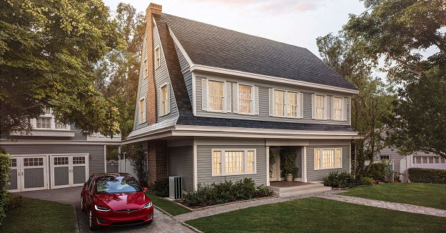 tesla releases pricing patterns for its ambitious solar roof project