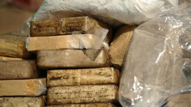sri lanka seizes 200 kilos of heroin in massive raid