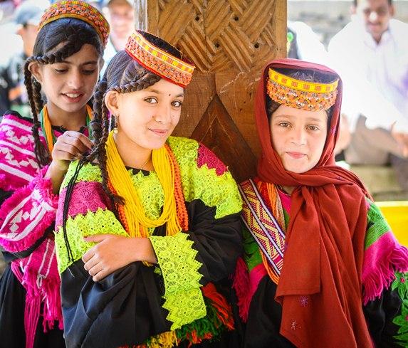 joshi festival in full swing at kalash valley