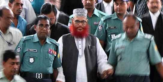 bangladesh upholds life sentence for prominent ji member