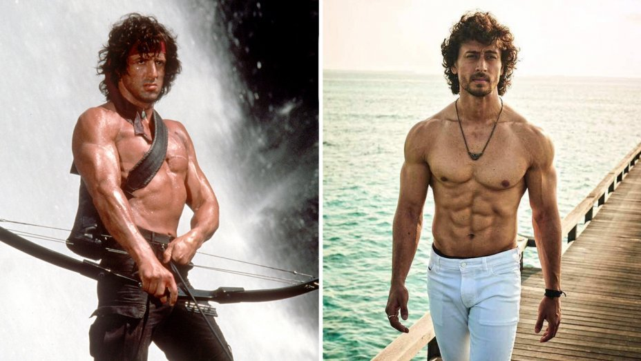 tiger shroff to play lead role in rambo remake