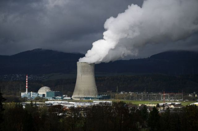 swiss to vote on gradual nuclear phaseout energy makeover