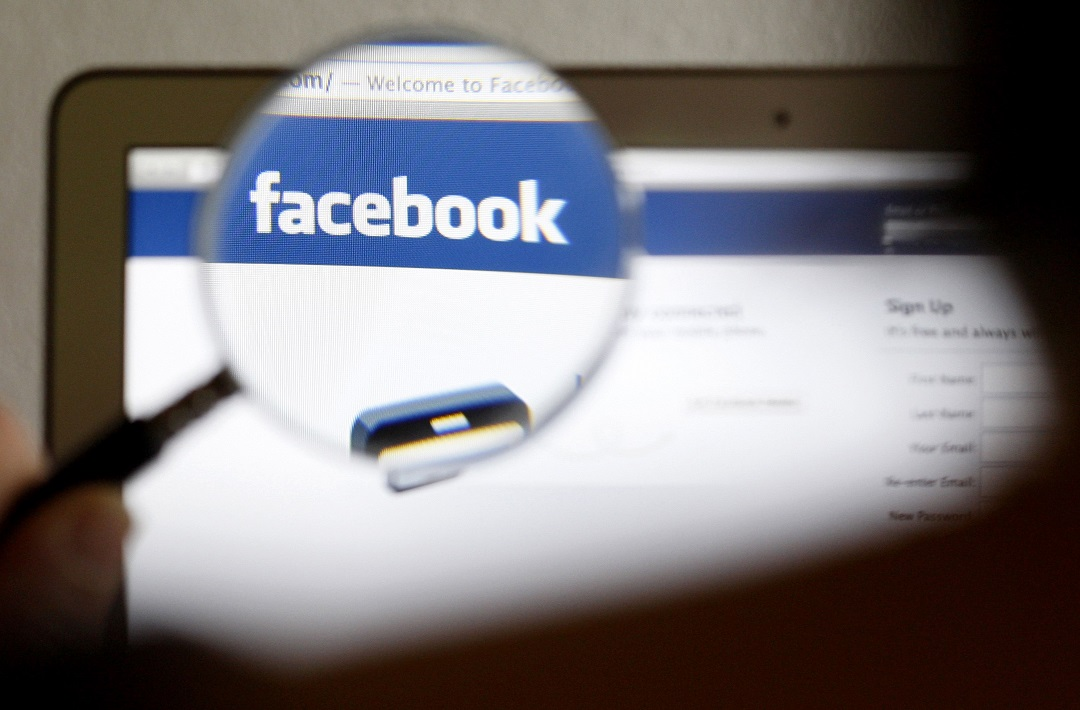 The social media giant reviews more than 6.5 million reports of potentially fake accounts a week. PHOTO: REUTERS
