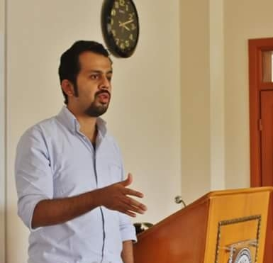 Taha Siddiqui had reportedly received a call from state agency to appear in person for interrogation about his writings. PHOTO: FACEBOOK
