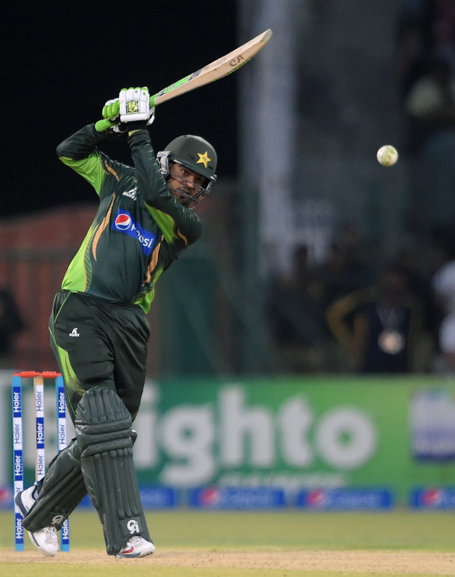 MOTIVATED: Haris says if he is given a chance to play against India in Pakistan's campaign opener then he will try his best to back his selection. PHOTO: AFP