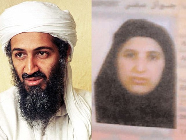 osama bin laden s wife opens up for first time about night he was killed