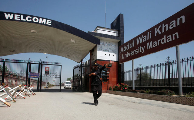 after mashal s lynching awku s mardan campus reopens after 42 days