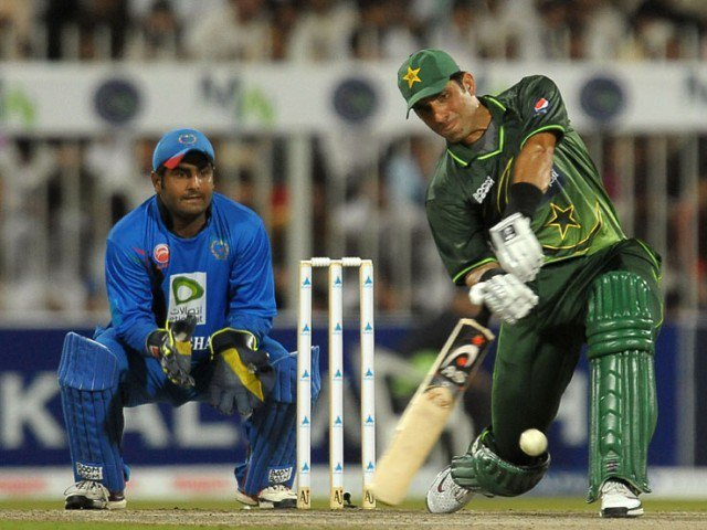 pakistan afghanistan agree to play two t20is