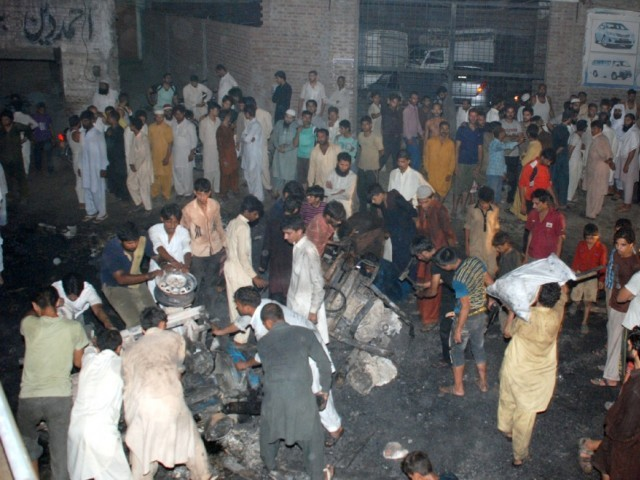 seven years on perpetrators of attack on ahmadi worship places still at large