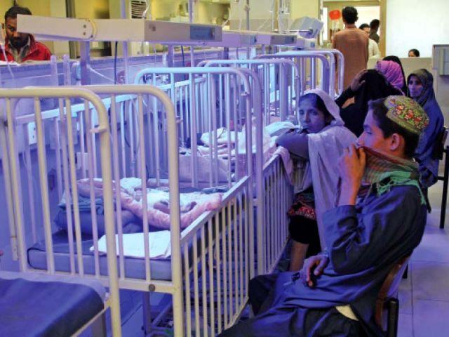 rawalpindi hospitals battered by covid 19