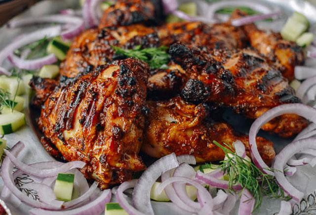iftar recipe of the day tandoori chicken