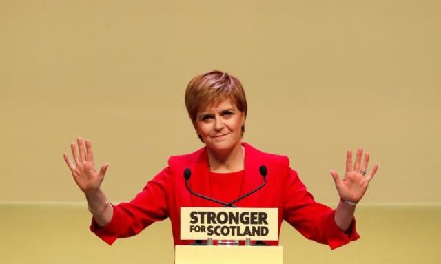scotland should have new choice on independence at end of brexit