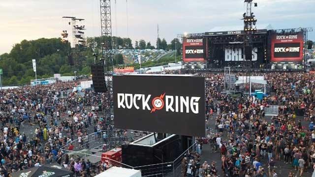 german rock festival evacuated over terrorist threat police