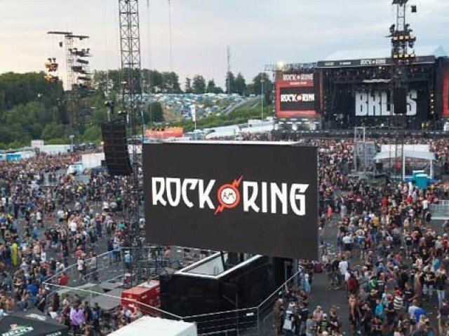 german rock festival to resume after terror scare say organisers