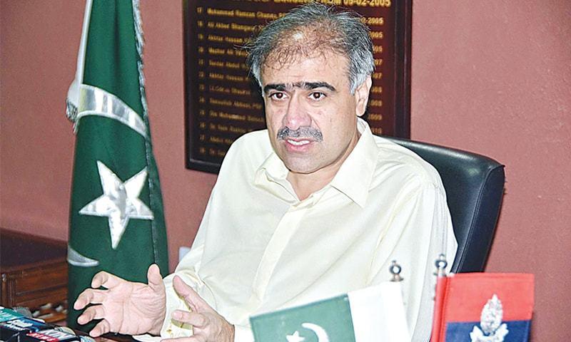 sindh home minister sohail anwar siyal photo app