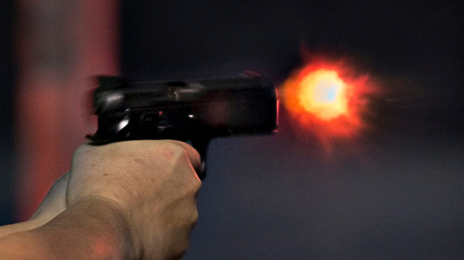 The alleged assailant gunned down five men and three women after a drinking session on Saturday night. PHOTO: REUTERS