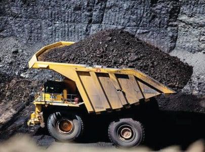 thar coal   too little too late