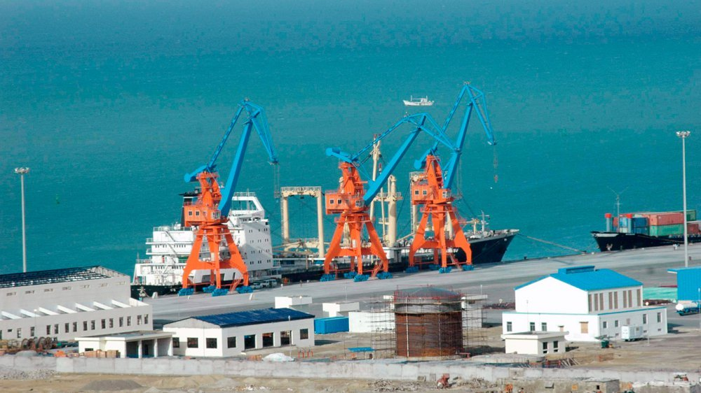 Officials from the autonomous region say CPEC opened numerous avenues for cooperation. PHOTO: AFP/FILE