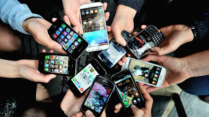 60 phones snatched a day in city