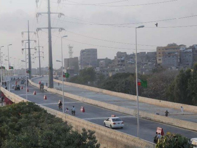karachi hyderabad m 9 likely to be opened on august 14