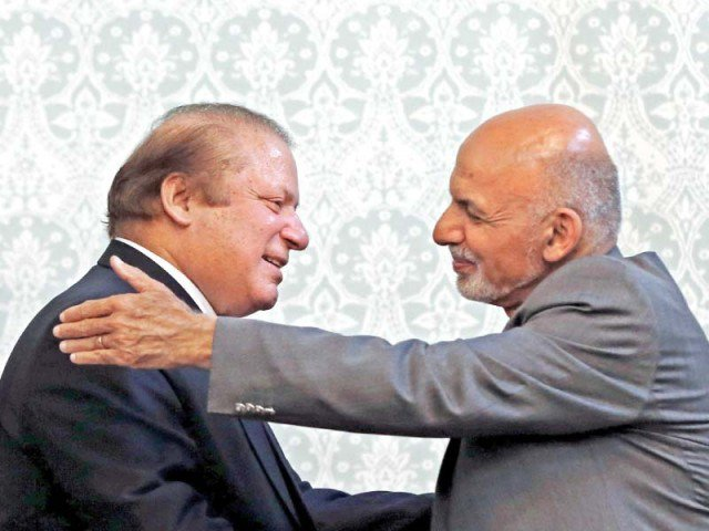 nawaz ghani agree to use quadrilateral group to tackle terrorism