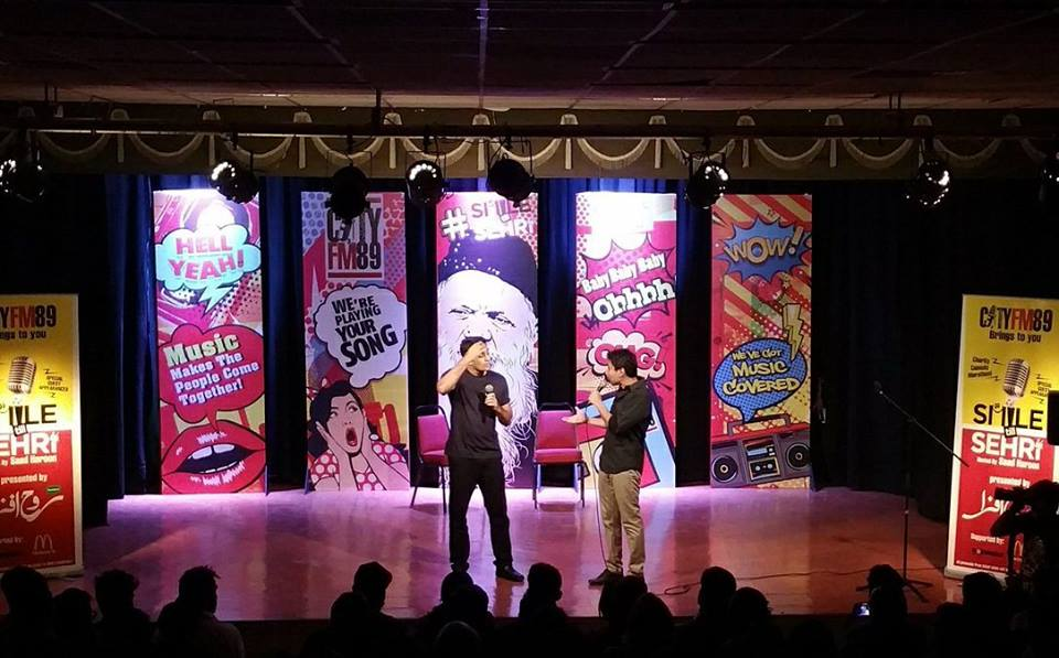 local comedians give karachi enough reasons to smile till sehri