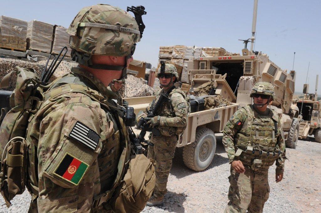 us troops in afghanistan photo afp