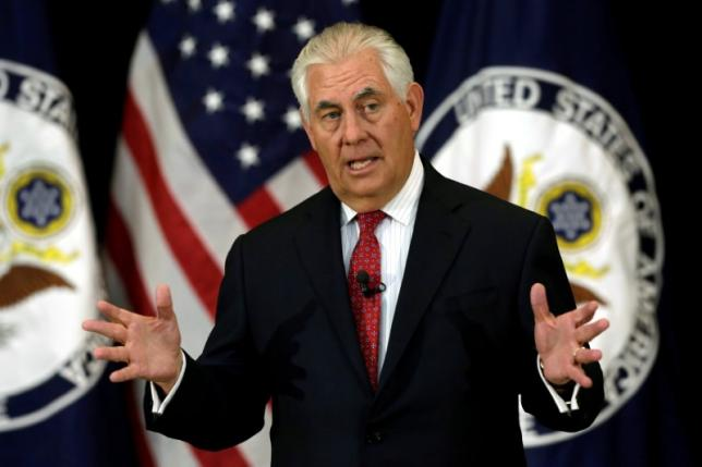 us lawmakers to probe tillerson on russia diplomacy budget cuts