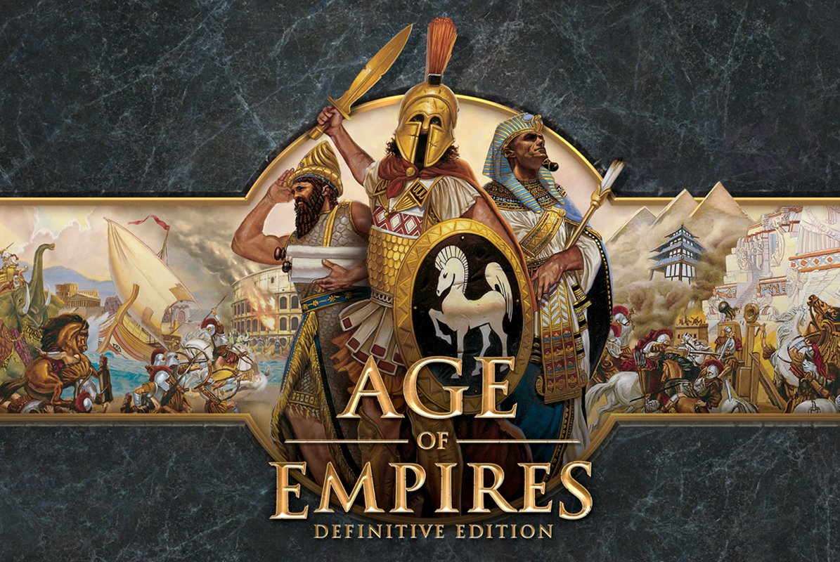classic pc game age of empires to be resurrected in 4k