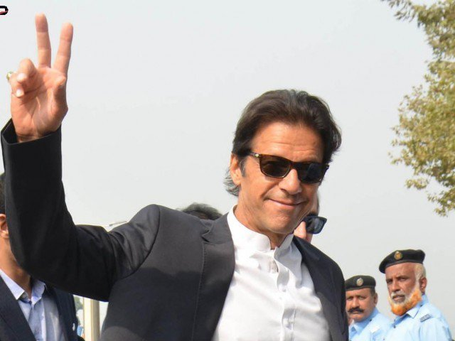 PTI chairman Imran Khan. PHOTO: REUTERS