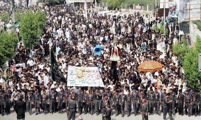 govt bans youm e ali processions to stem covid 19 spread