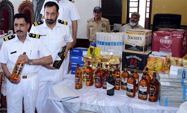 smuggled items worth rs238 73m seized