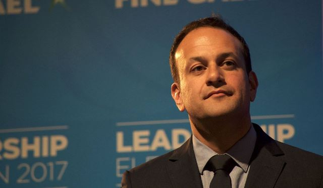 ireland s first gay prime minister enters office