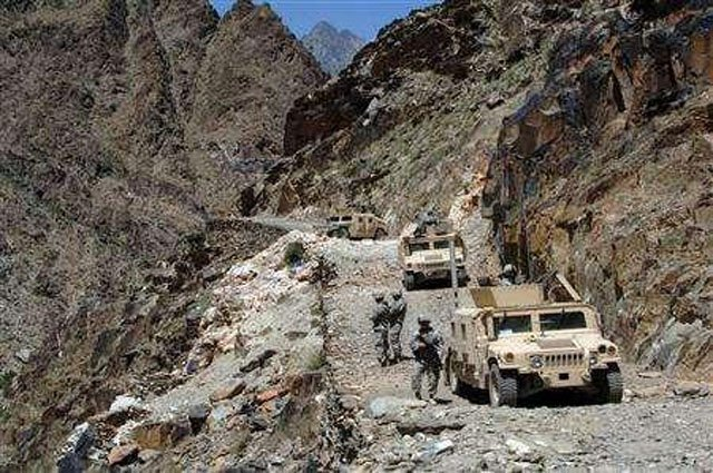 islamic state say they have captured afghanistan s tora bora caves