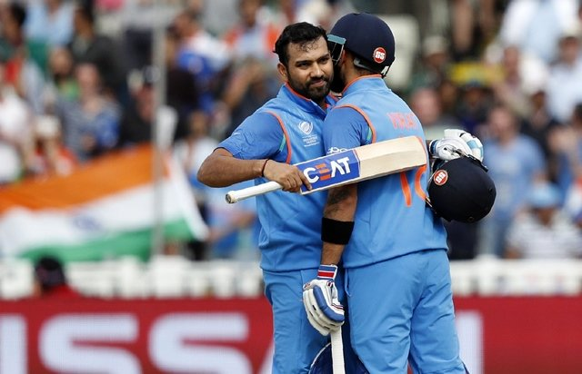 india beat bangladesh to play pakistan in champions trophy final