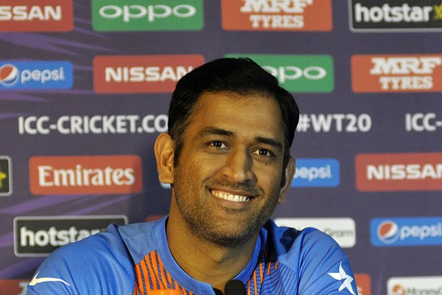 dhoni s eyes say it all indian off spinner