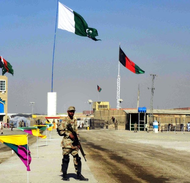 security forces fend off two cross border attacks