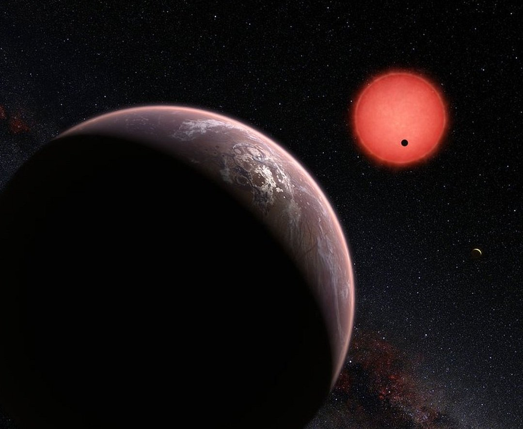 nasa discovers 10 new earth size planets that could have life