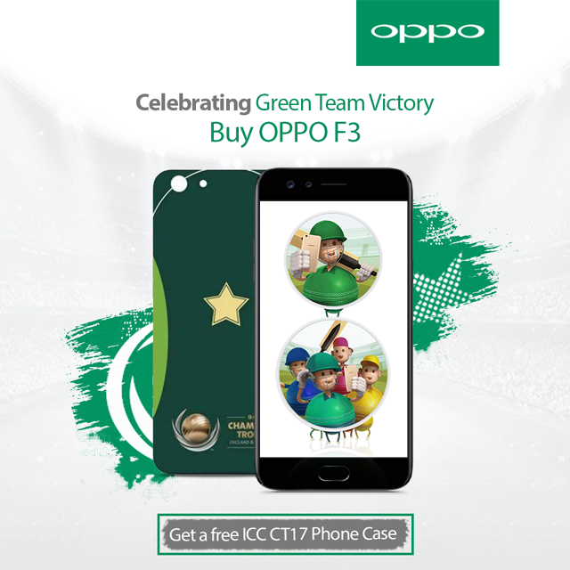 oppo offers complimentary icc phone case with purchase of all f3 phones