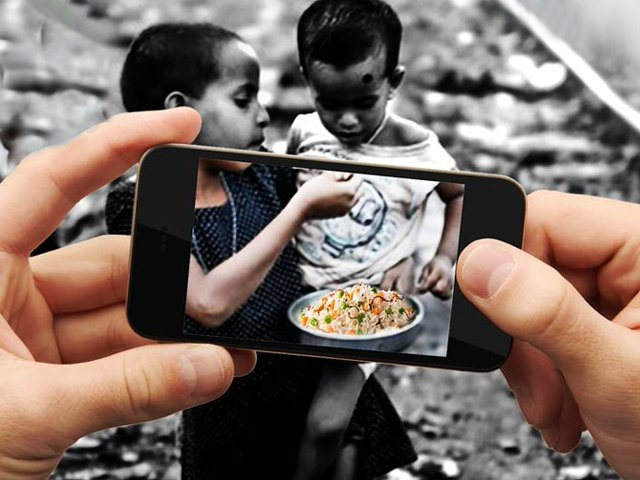 telenor asks for your help to feed underprivileged families with its shareyourmeal campaign