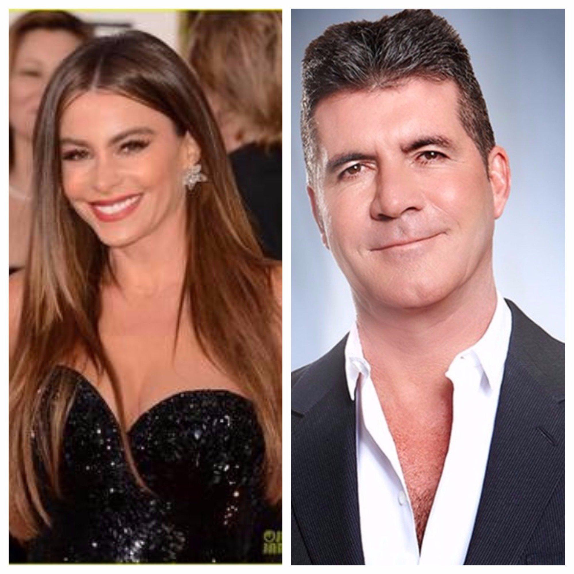 sofia vergara wants simon cowell to join modern family