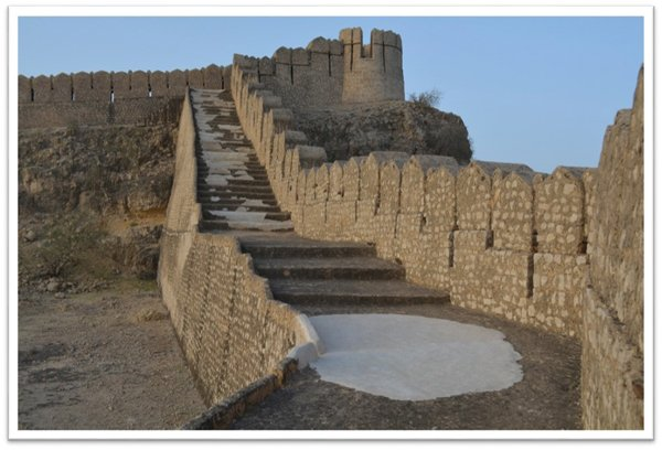 restoration of ranikot fort bears fruit