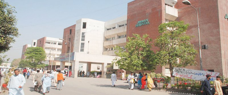 the plight of healthcare lahore s only burns unit converted into cosmetic surgery