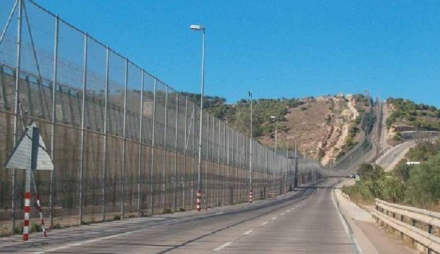 spain border with morocco photo afp