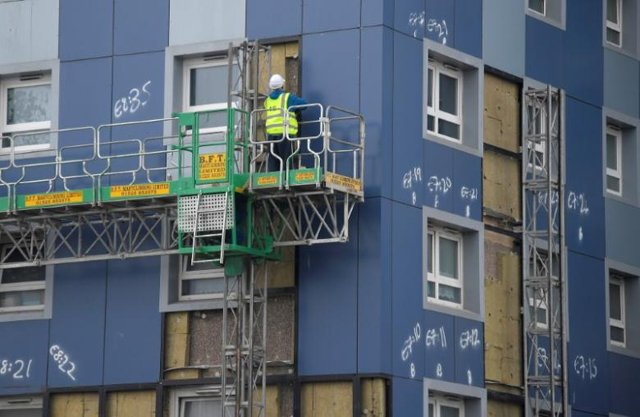 over 140 high rise british buildings fail safety tests after west london fire