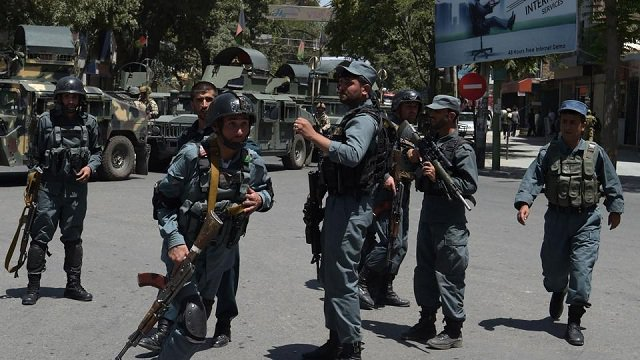 afghan forces lose 2 531 killed from jan 1 may 8 says report