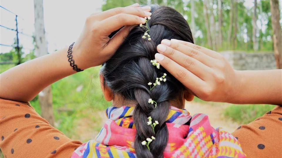 villagers in india perturbed as three women find braids mysteriously chopped off