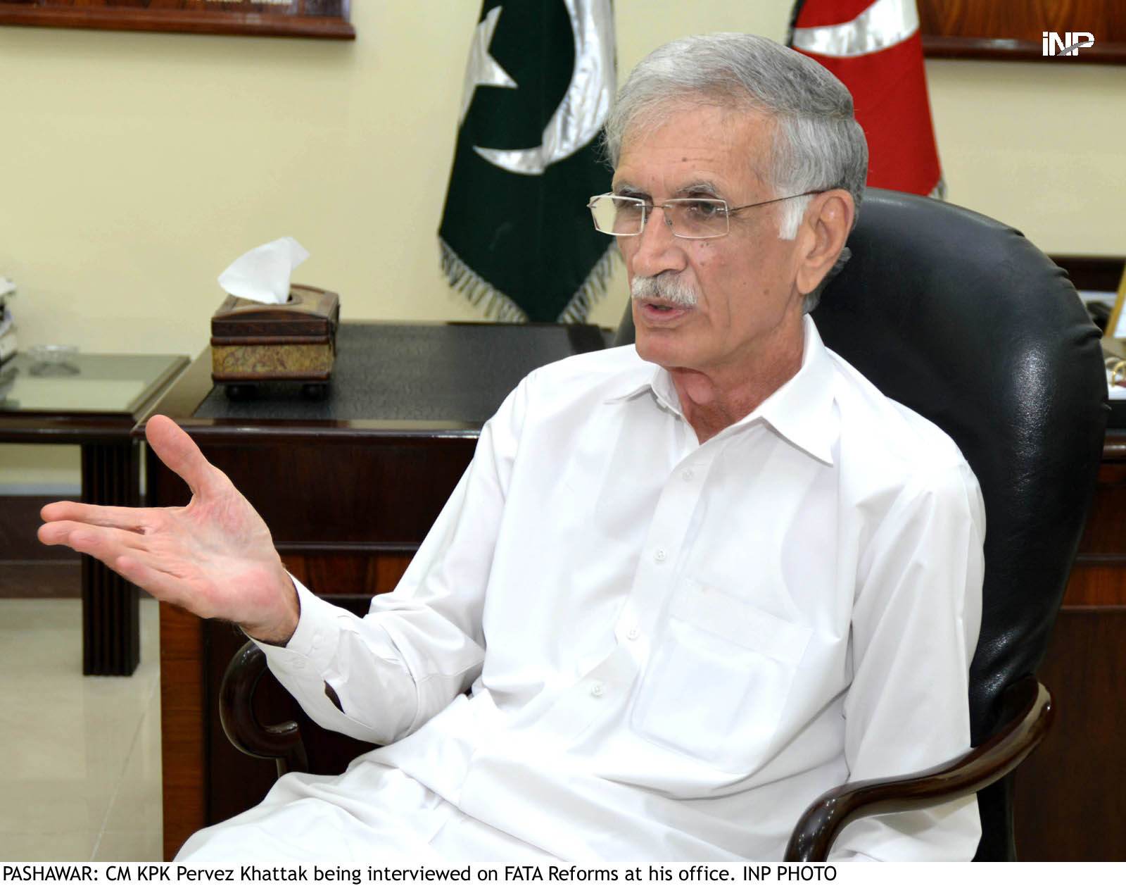 k p cm to decide fate of bank of khyber md or risk losing ji alliance